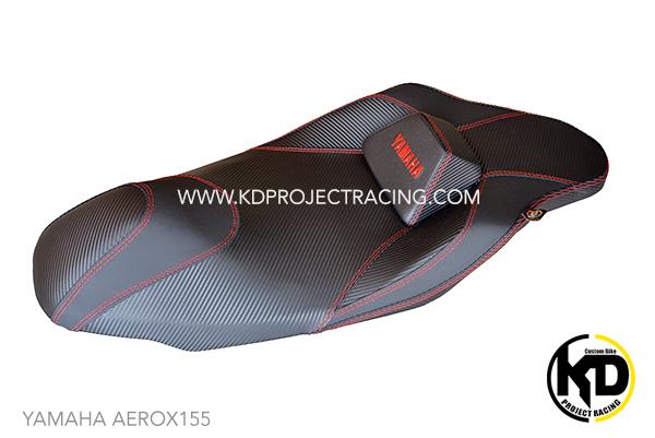 เบาะแท้ Yamaha AEROX ทรง Sport V.1