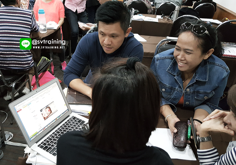 สัมมนา digital marketing ณ ม.เกษตร โดยอาจารย์ใบตอง