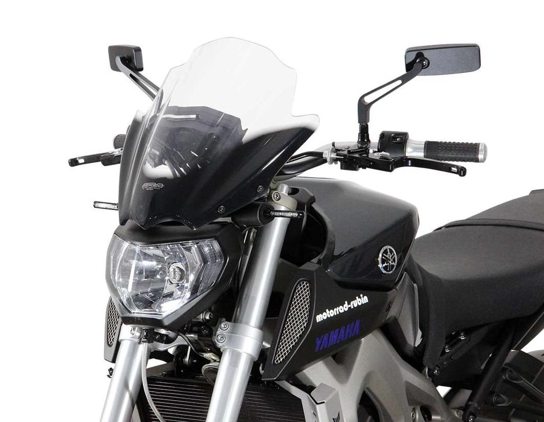 ชิวหน้า MRA windscreen Yamaha MT09 , FJ09 / 2015+