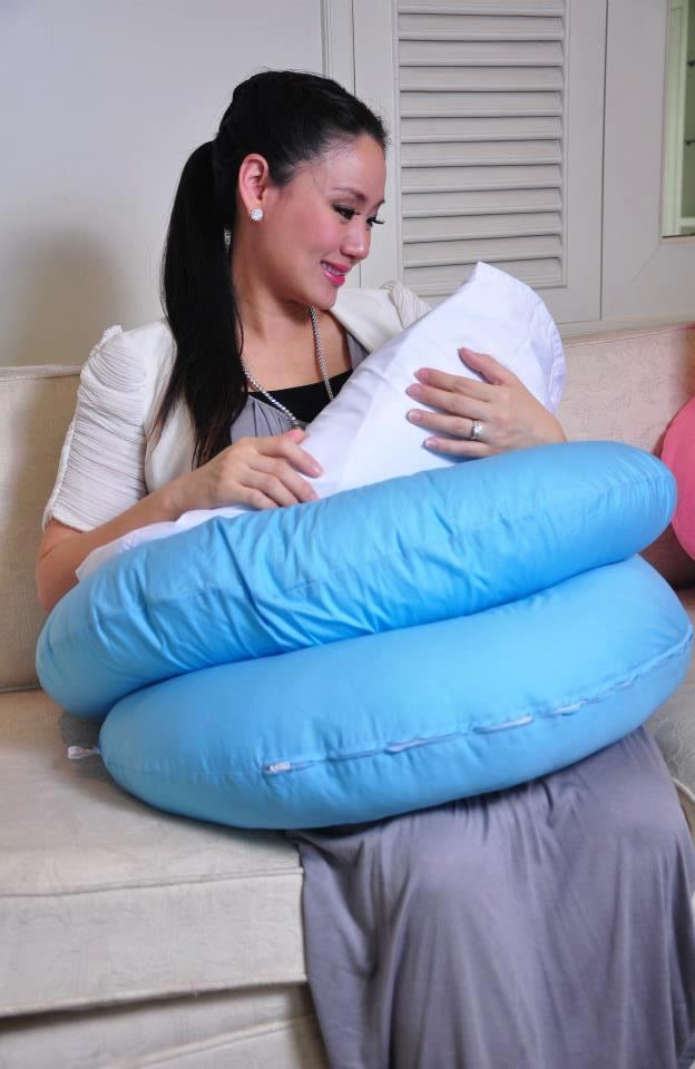 ปลอกหมอนคนท้อง สำหรับใส่หมอนอุ้มรัก