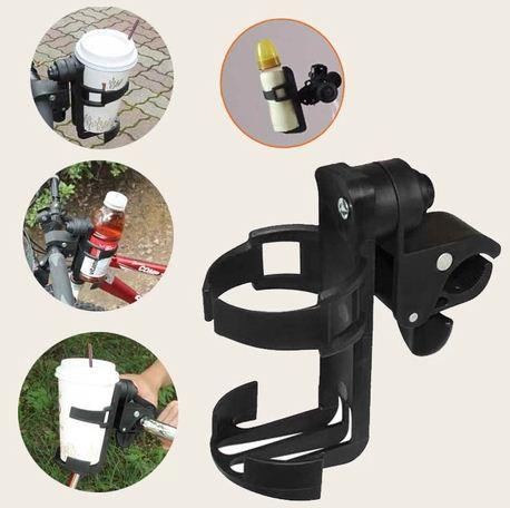 อุปกรณ์วางแก้วน้ำ-วางขวดนม ติดรถเข็นเด็ก-จักรยาน Nana Baby Stroller Bottle Holder