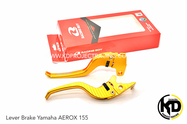 ชุดมือเบรก Racing boy made in Taiwan for Yamaha AEROX 155