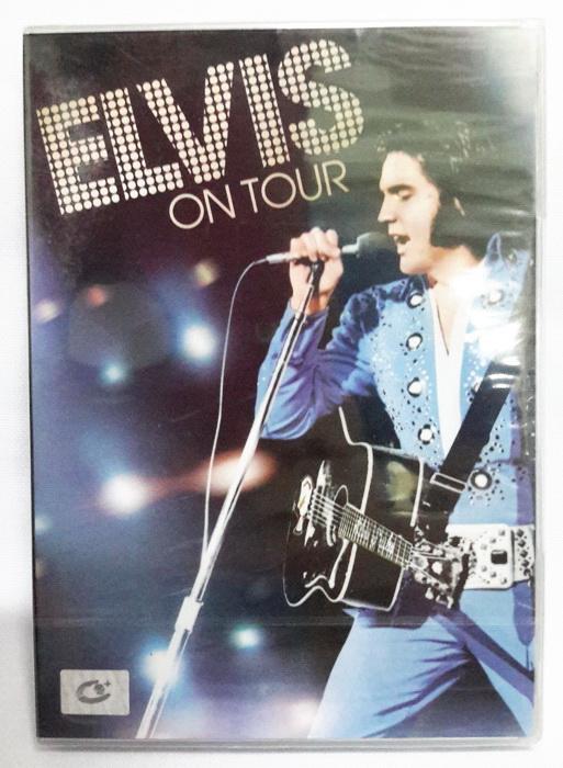 (DVD) Elvis on Tour (1972) เอลวิส ออน ทัวร์ บันทึกตำนานคอนเสิร์ต ราชาร็อคแอนด์โรล