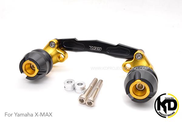 กันล้มท่อ GTR for Yamaha X-MAX 300