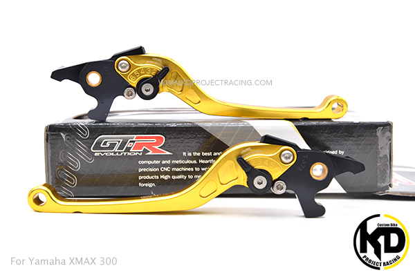 ก้านเบรกปรับระดับซ้ายขวา GTR Yamaha X-MAX 300
