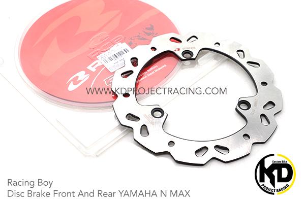 จานดิสหน้ามหลัง230mm Racing Boy Disc Brake Front หน้า YAMAHA AEROX