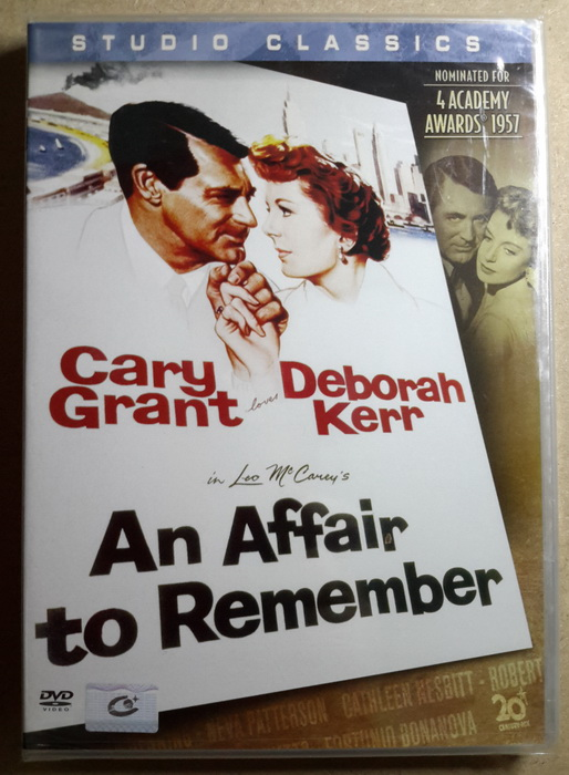 (DVD) An Affair to Remember (1957) รักฝังใจ
