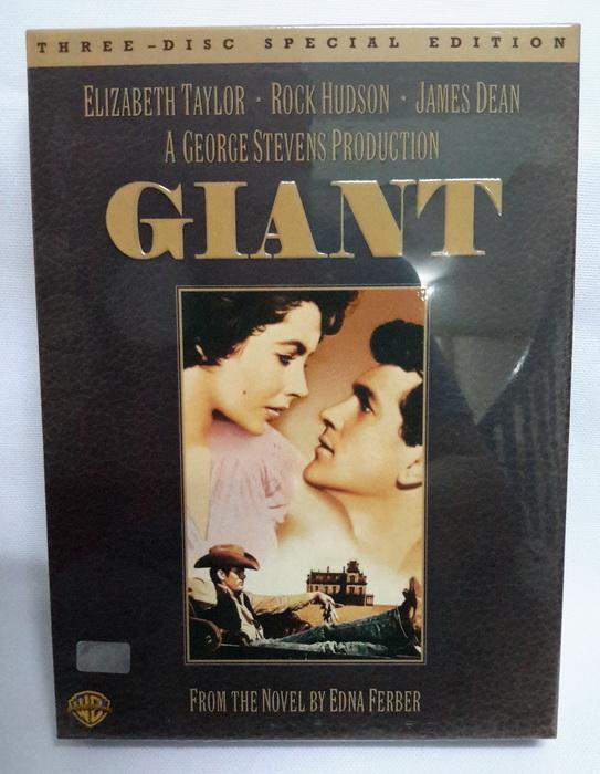 (DVD) Giant (1956) เจ้าแผ่นดิน (Three-Disc Special Edition)