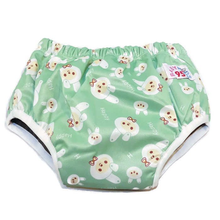 Day Pants size M -รุ่นชาโคล (Rabbit-Green)
