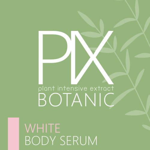 PIX Botanic White Body Serum