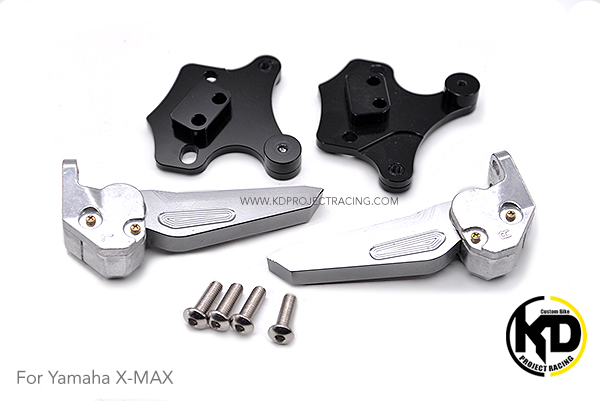 พักเท้าหลังแต่งแบบกดล๊อก Yamaha X-MAX300