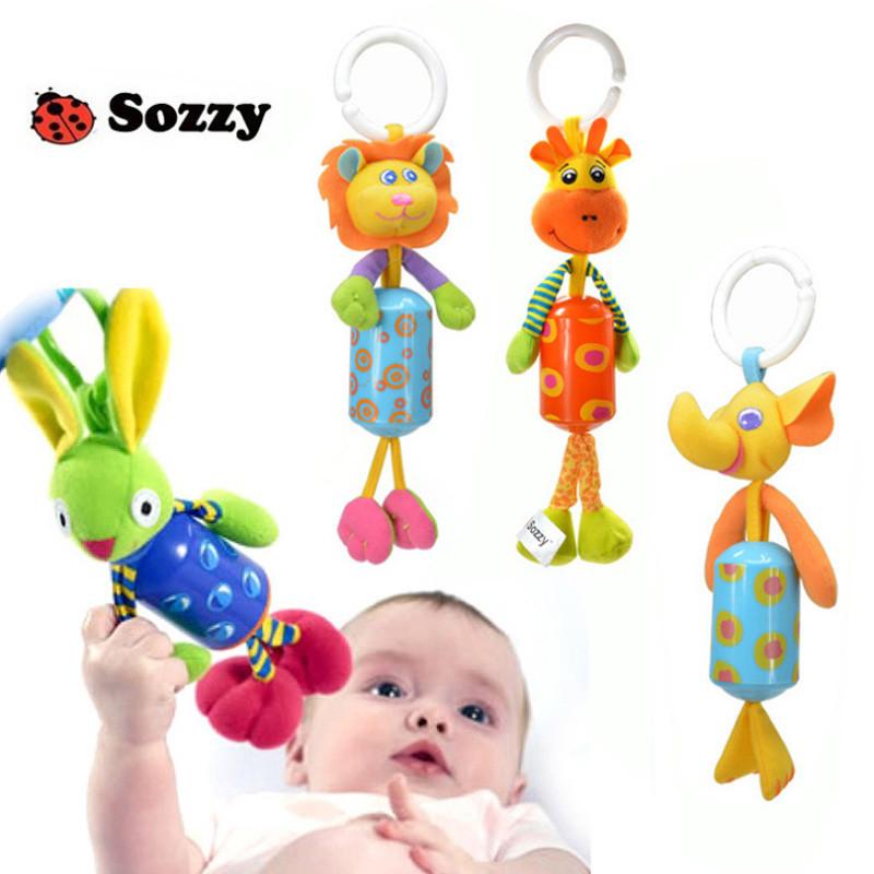 ตุ๊กตาโมบายกระดิ่ง แบรนด์ Sozzy