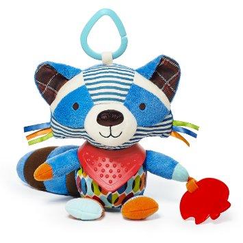 ตุ๊กตาโมบายผ้าเสริมพัฒนาการ รูปแรคคูน SKK Baby รุ่น BANDANA BUDDIES activity toy - Racoon