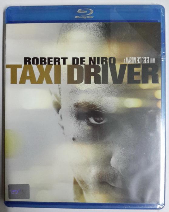 (Blu-Ray) Taxi Driver (1976) แท๊กซี่มหากาฬ