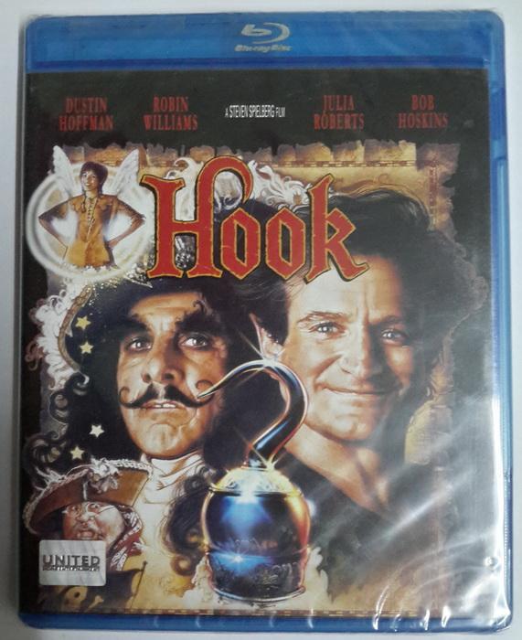(Blu-Ray) Hook (1991) ฮุค อภินิหารนิรแดน (มีพากย์ไทย)