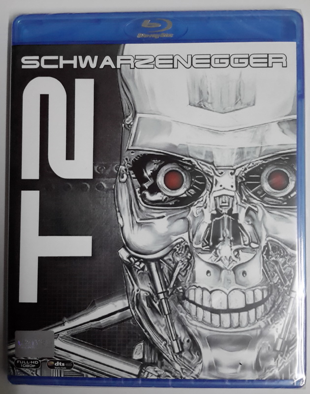 (Blu-Ray) Terminator 2: Judgment Day (1991) คนเหล็ก 2029 ภาค 2 (มีพากย์ไทย)