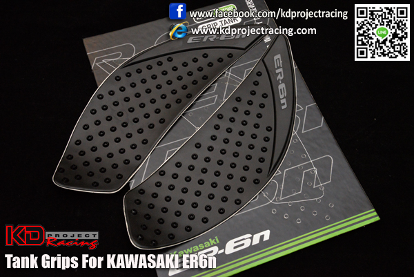 NAKED Japan Tank Grips CB500F - KD PROJECT RACING