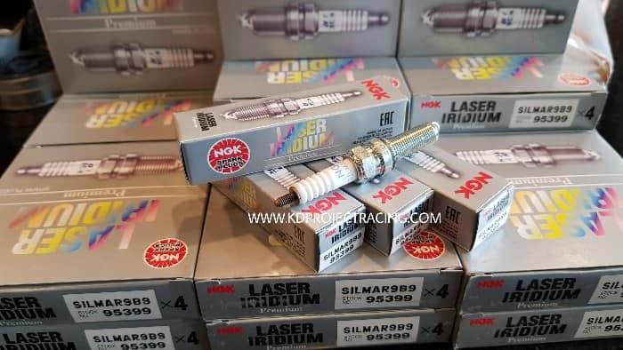 NGK Laser Iridium Premium for Honda All New Forza300