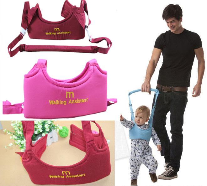 สายพยุงเดิน ช่วยเด็กหัดเดิน แบบมีแท่งจับ Mothercare Walking Assistant
