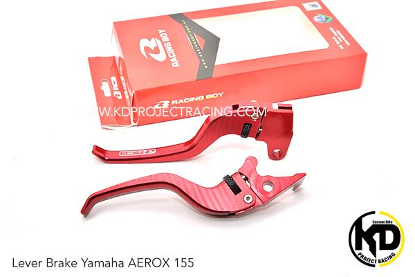 ชุดมือเบรก Racing boy made in Taiwan for Yamaha AEROX 155