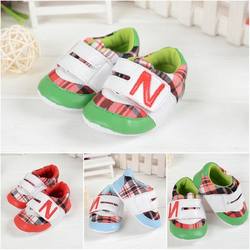 รองเท้าเด็กอ่อน แนว Sport วัย 0-4 เดือน