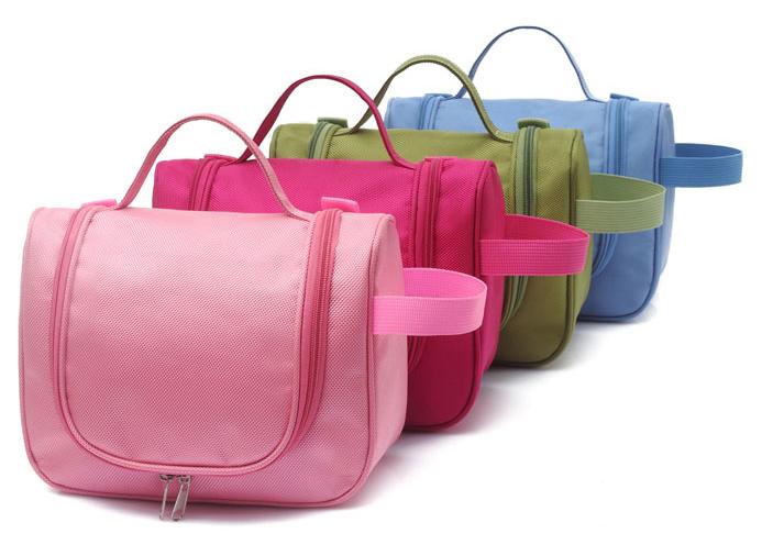 กระเป๋าใส่อุปกรณ์อาบน้ำ คุณภาพดี สำหรับเดินทาง ท่องเที่ยว แขวนได้ กันน้ำ คุ้มค่า