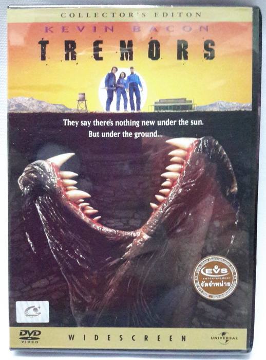 (DVD) Tremors (1990) ทูตนรกล้านปี
