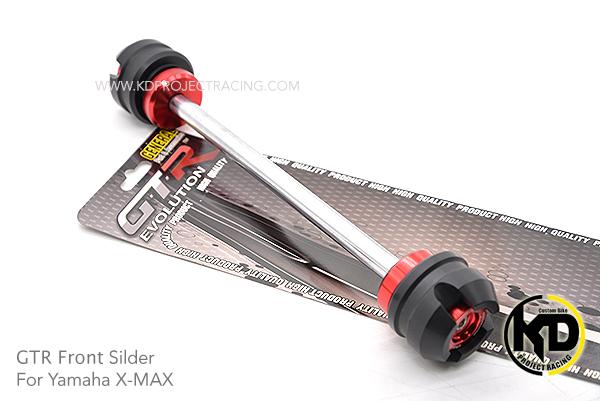 GTR แกนกันล้มหน้า Yamaha X-MAX 300