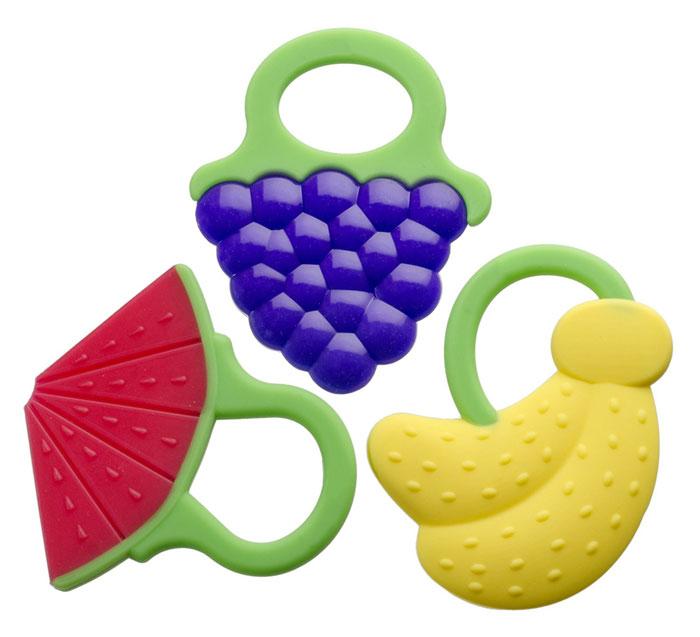 ยางกัดซิลิโคนผลไม้ DUOLADUOBU สำหรับเด็กเล็ก BPA-Free