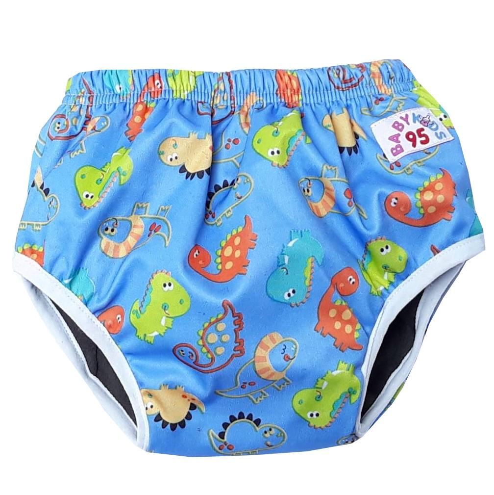 Day Pants Size L-รุ่นชาโคล (Small Dino)