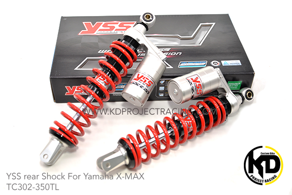 โช๊คหลัง YSS TC302-350TL G Series For YAMAHA X MAX300