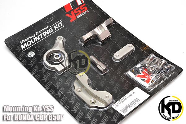 YSS Mounting Kit ขากันสบัด CBR 650 F. 4,100 (Stroke 75 A)