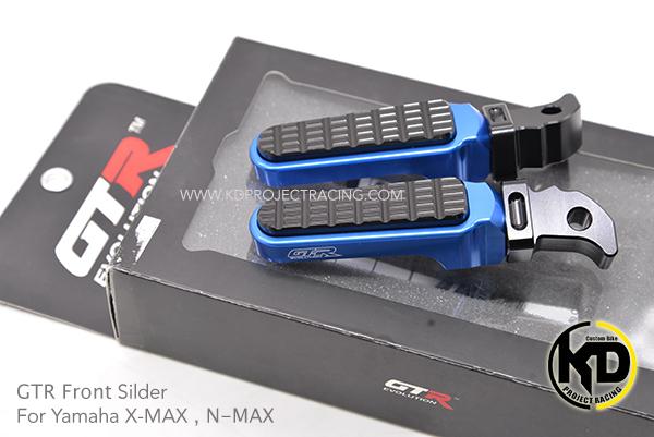 GTR พักเท้าหลังแต่ง Yamaha X-MAX 300 , N-MAX