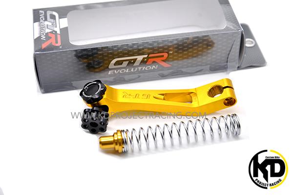 มือลิงพร้อมสปิงเบรก GTR For Aerox 155, N-MAX