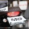 ไฟท้ายมีไฟเลี้ยวในตัว MD สำหรับ Ducati Scramble.