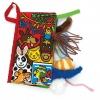 หนังสือผ้า Pet's Tail by Jollybaby