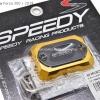 ฝาปั้มดิสบนคู่ Speed สีทอง Honda Forza300 / 2018