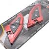 GTR Brand Hi Quality Product พักเท้าหลัง cnc Honda Forza300. 2014+