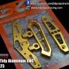 DCR Tail Tidy Aluminum CNC For MSX125 สีทอง