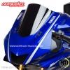 ชิวหน้า Hotbodies Racing GP Windscreen Smkoe For YZF-R6 2017