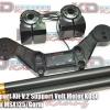 Handie Sport Kit set Support Volt Meter KOSO For Honda MSX125/Gorm