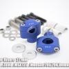 ตุ๊กตา Handlebar Risers สูง 27 mm Blue For MT03 , Z800,MSX125,Monster795,796,Demon