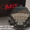 Motodynamic LED Tail Light For Yamaha R3,R25,MT07 สำเนา