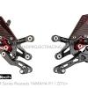เกียรโยง LighTech R Series2017 Yamaha R1 , R1M 2016+