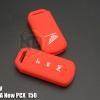 ซองซีลีโคลนกุญแจ Honda NEW PCX 2016