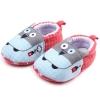 รองเท้าเด็กอ่อน ลายนกฮูก วัย 0-8 เดือน