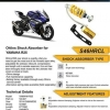 OHLINS Absorber For Yamaha R3 , R25