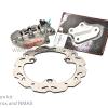 Brake System kit ชุดเบรก Brembo 4P + จานดิส RCB+ ขาจับปั้ม Yamaha Aerox and N MAX