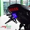 Seven Speed ท้ายสั้นพับแม่เหล็ก Honda CB650 ,CBR650 2015+