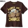 (BS11) เสื้อยืดแขนสั้น ไซส์ 2T เนื้อผ้าดีมาก หนา และนิ่มสุดๆ สำหรับเด็กอายุประมาณ 2-3ขวบ